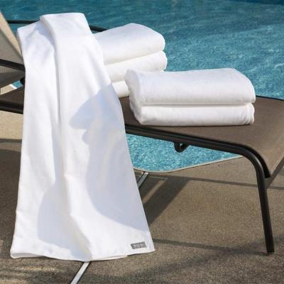 Toalhas de piscina