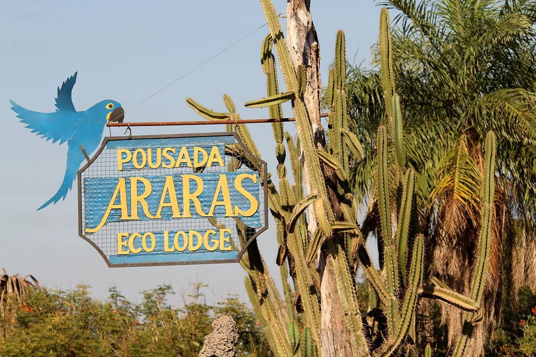 Pousada Araras Eco Lodge