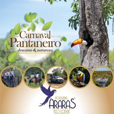 Carnival at Pantanal - 3 nights