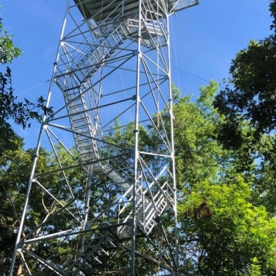 New Howler Monkey Tower!