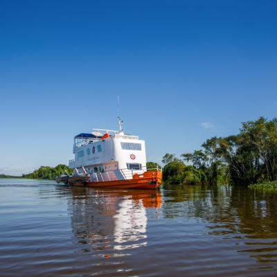 North Pantanal Cruise 2020