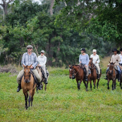 Horseback Ridding at Pantanal 4 Days / 3 Nights